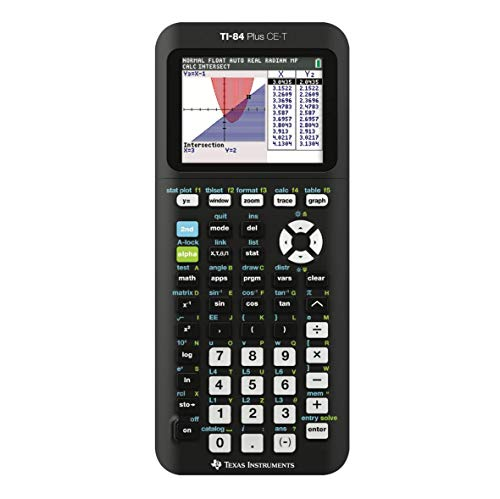 Texas Instruments TI 84 PLUS C rekenmachine