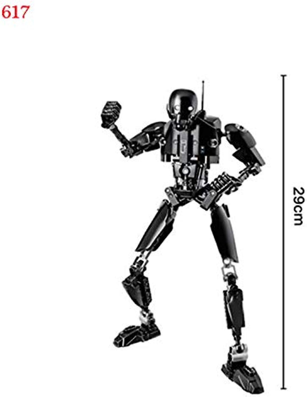 Generic Star Series Space War 8 Last Jedi Boba Fett Figures Kylo Ren Phasma Chewbacca Royal Guard Rey Darth Vader Toys Building Blocks Ksz617