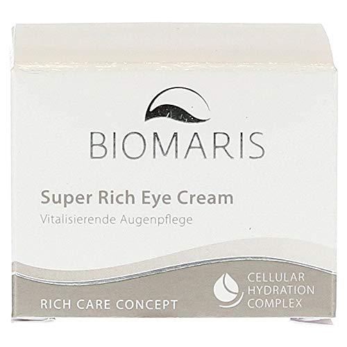Biomaris super rich eye cream, 15 ml