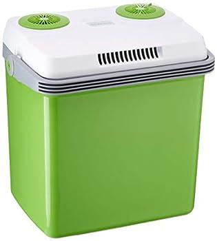 Glacière Électrique avec Fonction Refroidissement et Maintien au Chaud, 28 L, Inclus : prise USB, 2 câbles : 220-240V/12V DC, KB 2923