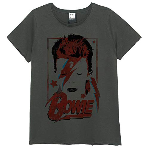 Women's Aladdin Sane T-shirt by Amplified, S to XL