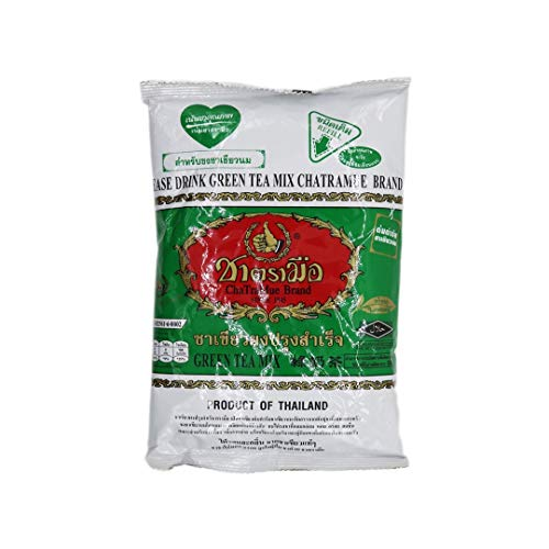 CHA TRA MUE Green Tea Mix, 200 g