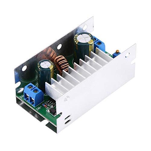 Leistungswandler Aufwärtswandler 200W 7A 6-35V bis 6-55V Hochleistungs Lademodul mit Aluminiumgehäuse