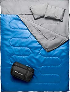 MalloMe Sleeping Bags for Adults Kids & Toddler