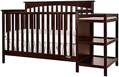 Amazon Com Sorelle Princeton 4 In 1 Convertible Crib