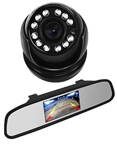 caméra dôme étanches Haute définition HD écran LCD + 4.3\
