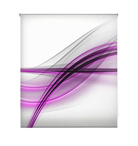 Blindecor Estor enrollable translúcido digital, Varios modelos,W-V-04485,130X180 cm