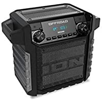 Ion Audio Offroad 50W Wireless Bluetooth All-Weather Speaker System (IPA67)