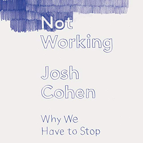 Not Working audiobook cover art