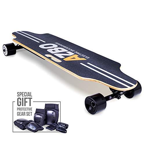 1. Premium Electric Skateboard & Longboard with Remote Controller