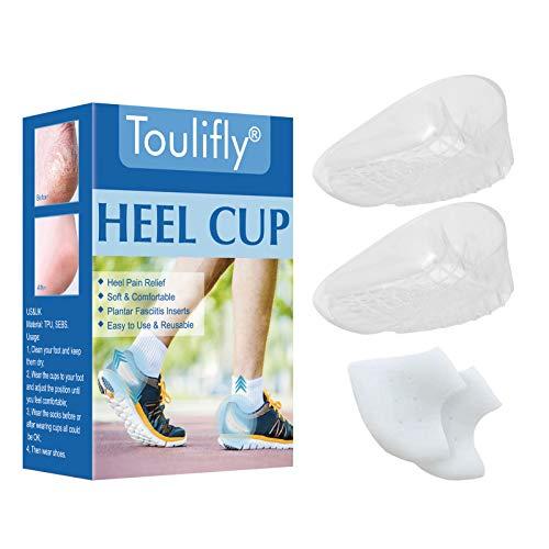 Toulifly -  Fersenpolster, Heel