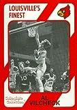 Al Vilcheck Basketball Card (Louisville) 1989 Collegiate Collection #246