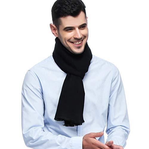 Echarpe Noir pour Homme