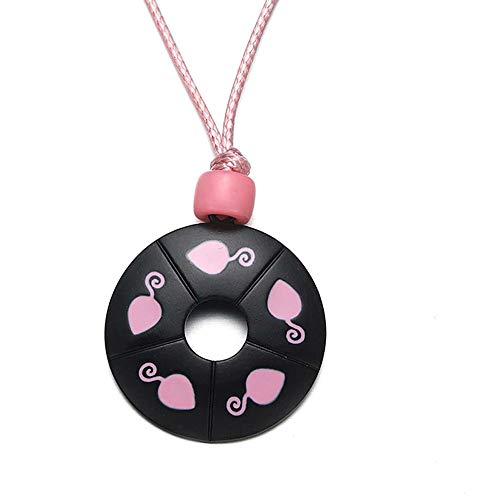 3dcrafter Mouse necklace for ladybug costume jewelry girls and woman cat noir cosplay