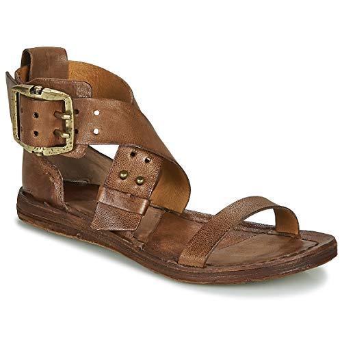 airstep / a.s.98 Ramos Sandalen/Sandaletten Damen Braun - 36 - Sandalen/Sandaletten Shoes