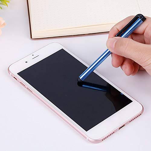 Universal Capacitive Stylus Pens - 10 Pieces Universal Capacitive Stylus Pen 7.0 Universal Stylus Touchscreen Pens Random Color for Pad Mobile Phone - Random