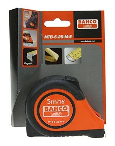 Bahco MTB-5-25-M-E 5M FLEXOMETRO 25MM MAGN PULG