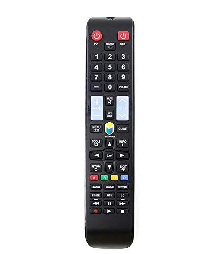 Pehtini Mando a distancia reemplazado BN59-01178W compatible con Samsung LED Smart TV UN28H4500 UN32H5201 UN32H5203 UN40H5201 UN40H5203 UN46H6201 UN46H6203 UN503 H5203 UN50H6201.
