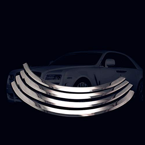 OTQEALY Auto spatborden Compatibel met Xuan Yi, Nieuwe Teana, Nieuwe Zonnestraling, Blauwe vogels, Klassieke Sylfie, Oude Teana, Aeolus, Tiida,Brow Protection Fender Flared Arch Wheel Protector 2014 3series330i
