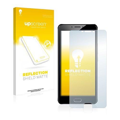 upscreen Entspiegelungs-Schutzfolie kompatibel mit Meizu M3 Max – Anti-Reflex Bildschirmschutz-Folie Matt
