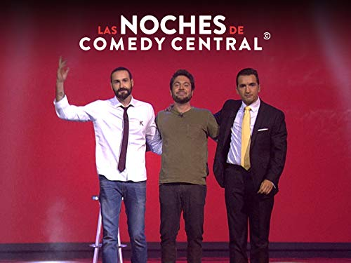 Las Noches de Comedy Central desde Alicante 2015 -Teatro Principal