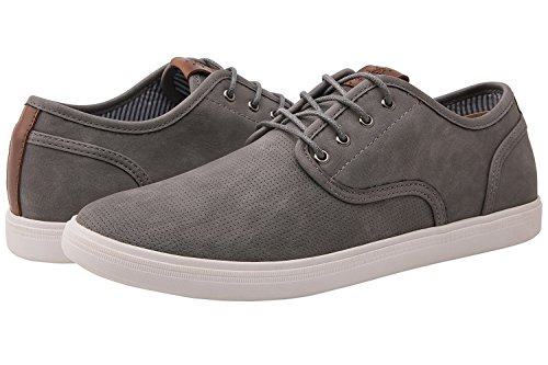 GLOBALWIN Mens 1806 Grey Casual Fashion Sneakers Size 7.5