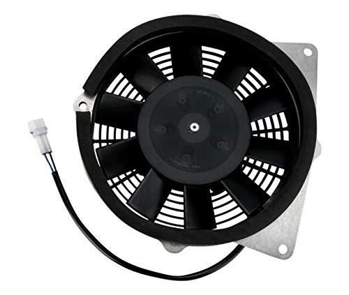 Compatible con / repuesto para YFM 660 Raptor – 01/05 – Ventilador de radiador – 1901-0314