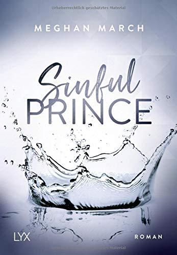 Sinful Prince: Roman (Sinful-Royalty-Reihe, Band 1)