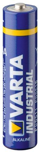 Varta Batterie Alkaline Micro AAA LR03 1.5V - Battery - Micro (AAA)