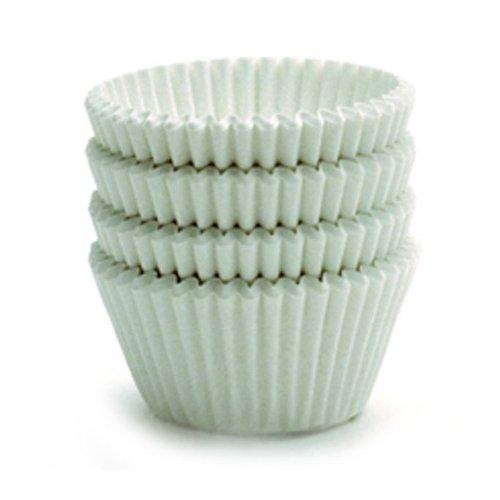 Norpro Standard Tasses/Doublures de Cuisson Blanches, Paquet de 75 Pièces