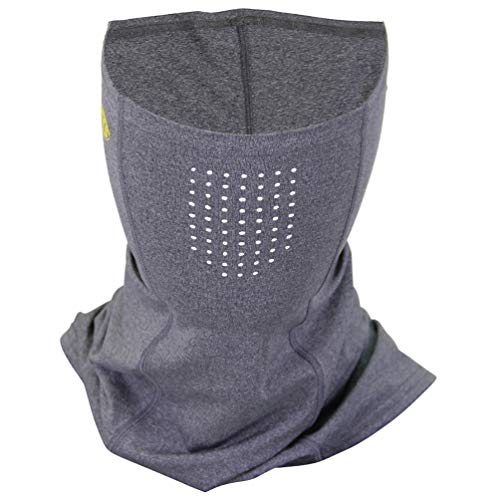 AFTCO Solido Sun Mask - Charcoal