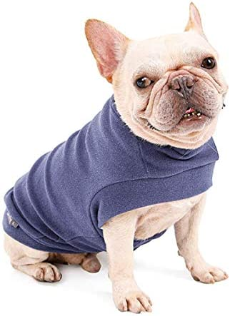Small Dogs Fleece Dog Sweatshirt Cold Weather Hoodies Spring Soft Vest Thickening Warm Cat Sweater product image