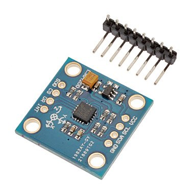 ULIAN Arduimo accessonries modules/sensors for Arduino GY-50 L3G4200D 3-Axis Digital Gyro Sensor Module for (For Arduino)