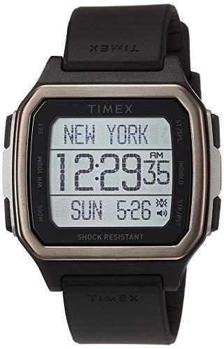 [TIMEX] 腕時計 コマンドアーバン TW5M29000 ブラック