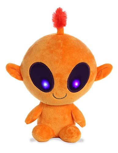 Orange Plush Alien
