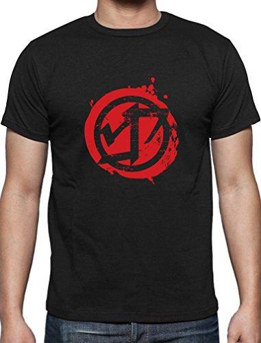 Geschenke für Sport Fans Urban Krav MAGA T-Shirt XXX-Large Schwarz