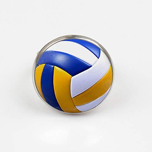 balon de voleibol antiguo