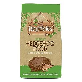 Brambles Crunchy Hedgehog Food (2kg), Pack of