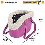 Zoom IMG-2 ferplast borsa per cani inverno