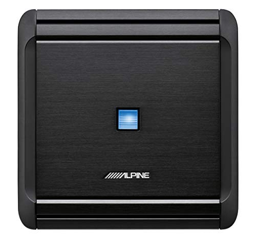 Best Price Alpine MRV-F300 4-Channel Car Amplifier, 50 Watts RMS x 4