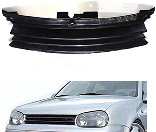 HYNB Front sport grill grill ABS plastic Voor VW Golf 4 MK4 1997 1998 1999 2000 2001 2002 2003 2004