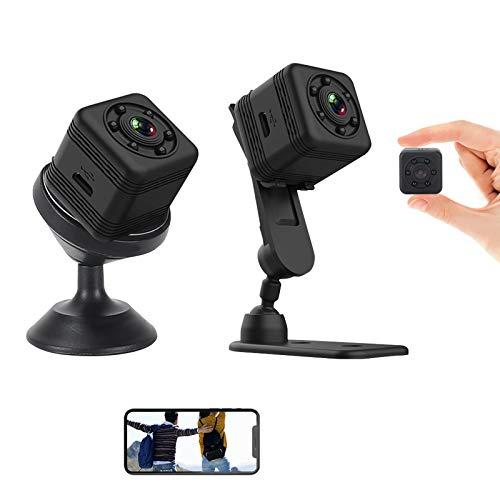 Fotocamera sportiva wireless Wifi per fotocamera sportiva, fotocamera portatile per smartphone iOS Android e registrazione video esterna e interna (scheda TF non inclusa).