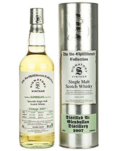 Glendullan 2007-12 Jahre - Signatory Vintage Un-Chillfiltered Collection Single Malt Whisky