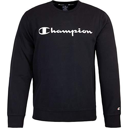 Champion Sudadera con logotipo negro L