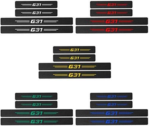 JYCX Para 4 Piezas De Pedal De Placa De Retroceso Automático De...