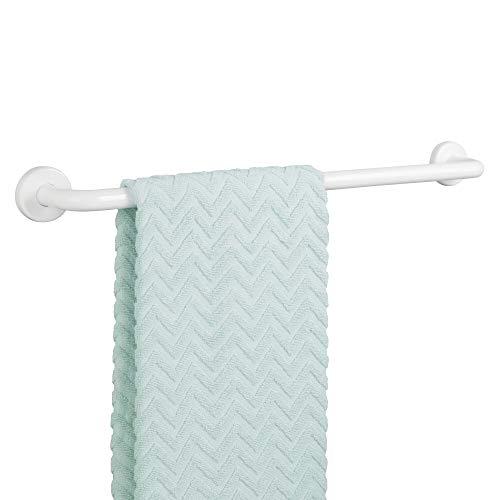 towel bar white - 6