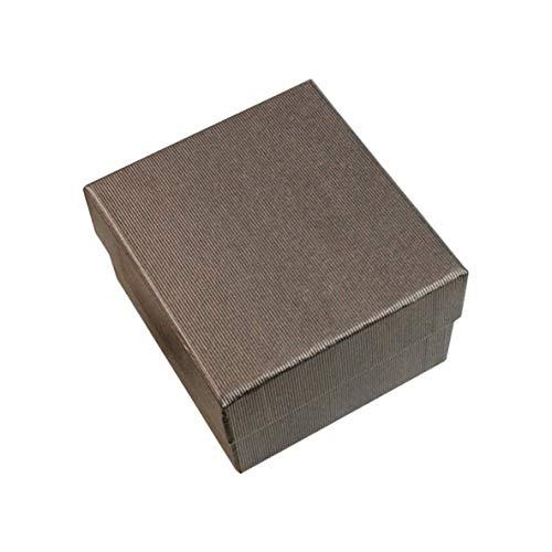 SONGAI Exquis Mode Design Actuel Durable boîte-Cadeau Case Belle Coffret Bracelet Bijoux Présentoir Présent