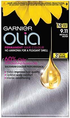 Garnier Olia Permanent Hair Colour 8.0 Blonde