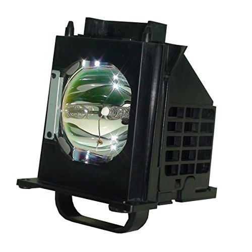 Tawelun 915B403001 Replacement Lamp with Housing for Mitsubishi TV WD-60735, WD-60737, WD-60C8, WD-82837 (915B403001)