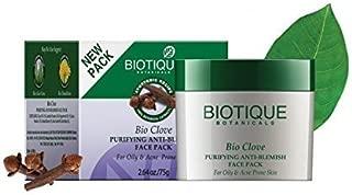 bio clove face pack
